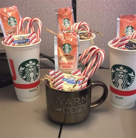 inexpensive christmas gifts for coworkers
