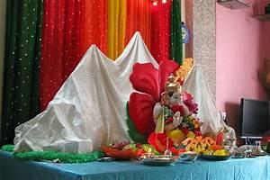Ganpati decoration Ideas: 5 innovative ways for Ganpati ...