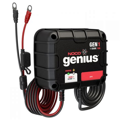 Marine Battery Charger Overcharging by Noco 1 Bank 10a On Board Battery Charger Gen1
