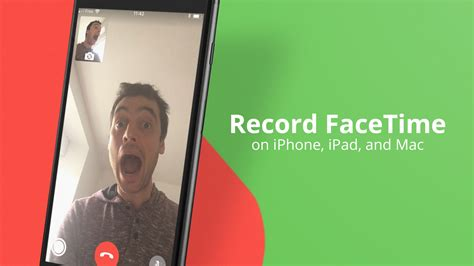 how to record conversation on iphone how to record facetime calls on your iphone and mac