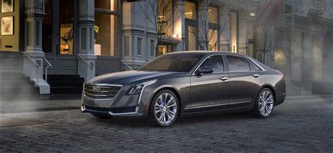 Cadillac Ct6  Allnew Full Size Luxury Sedan  Unfinished Man
