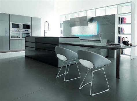 photo de cuisine design une cuisine design futuriste vue par les yeux des cuisinistes d aujourd hui design feria