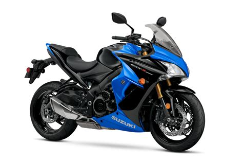 2018 Suzuki Gsx-s1000f Abs Review • Total Motorcycle