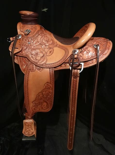 saddles saddle western tooling tooled frecker freckerssaddlery saddlery galleries