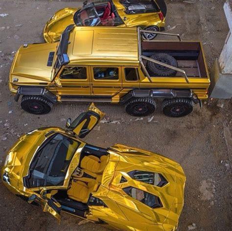 cool golden cars saudi playboy bin abdullah and his fleet of golden cars