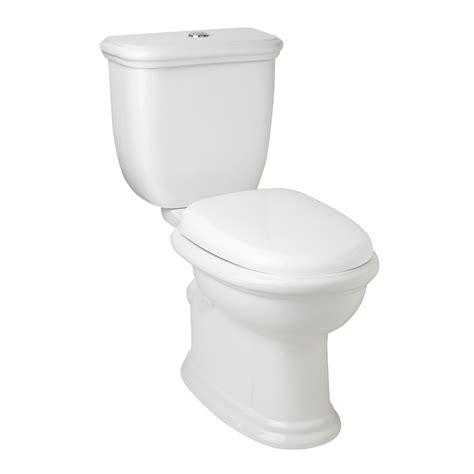 kennard dual flush european rear outlet skirted toilet