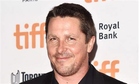 Christian Bale Almost Unrecognisable After Gaining