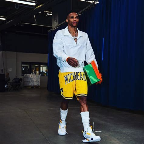 """Russell Westbrook On Instagram """" Bruins All Day Tho"""