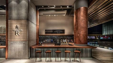 echale  ojo  la primera starbucks reserve bar en mexico