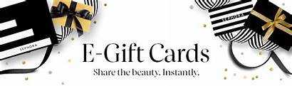Sephora Gift Cards Card Survey Banner Beauty