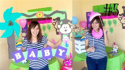 marco de fotos paso  paso combo baby shower video  reciclaje youtube