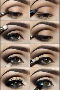 Smokey Eyes Makeup Lernen-the Secret Of The Dramatic Views ...