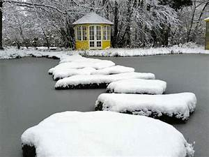 Teich Winterfest Machen : winterfester teich gartenteich planung bau und pflege ~ Buech-reservation.com Haus und Dekorationen
