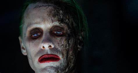 Never Before Seen Suicide Squad Images Feature Joker & His