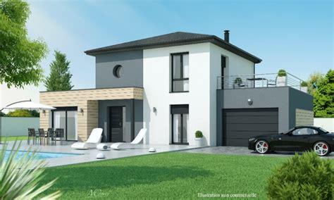 Exemple Interieur Maison Modele Maison U Mulhouse U Maison à Etage 3 à 4 Chambres Construction Maison Design