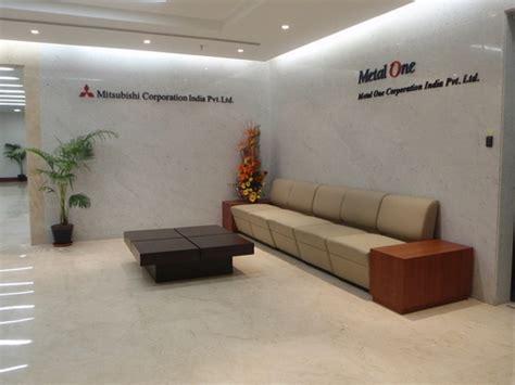 Mitsubishi Corporate Office by Mitsubishi Office Interior Works Projects Shimizu