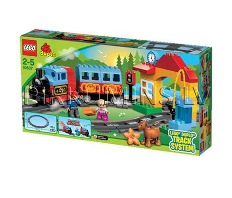 10507 LEGO DUPLO Mans pirmais vilciens, no 2 līdz 5 gadiem ...