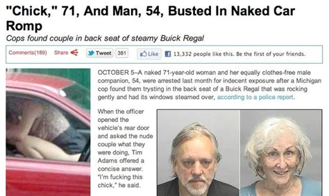 People Who Got Busted While Having Sex In Public 7 Pics