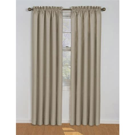 eclipse curtains walmart eclipse samara blackout energy efficient curtain