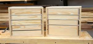 Plywood Cabinet Boxes by How To Build Woodshop Drawers Free Diy Tool Drawer Plans