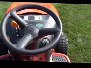 Scotts Mower 42 Inch  17hp Made By Johndeere 279 2 Hours