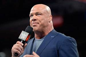 Why Was Kurt Angle Forced To Take A Sabbatical As Raw General Manager