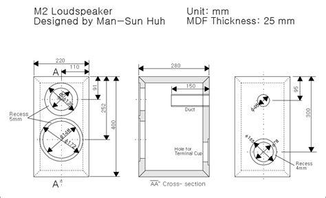 Speaker Cabinet Design Software Free by Loudspeaker Cabinet Design Software Undermixe