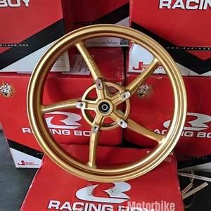Yamaha Y15zr Racing Boy Sport Rim 522 Gold  Rm500  Wheels