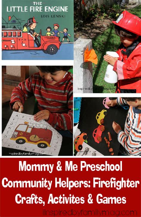 preschool homeschool firemen activities amp crafts 867 | community helpers firefighters