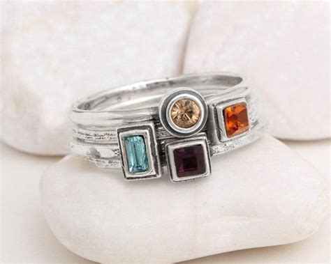 design your own mothers rings s birthstone rings design your own set of