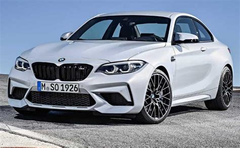 Bmw M2 Competition Photo by Bmw M2 Competition With 410 Bhp Revealed Ndtv Carandbike
