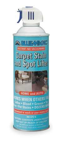blue magic carpet spot stain lifter 22 oz aerosol 900 zoro