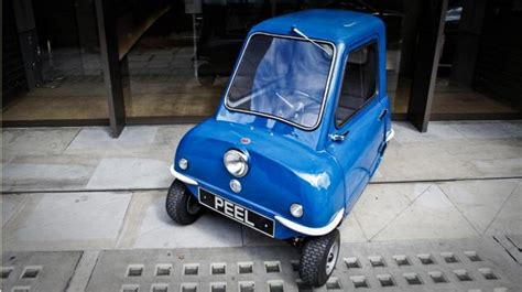 peel p  worlds smallest car speed price pictures