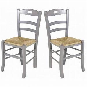 Davausnet chaise cuisine grise avec des idees for Deco cuisine avec modèle de chaises design