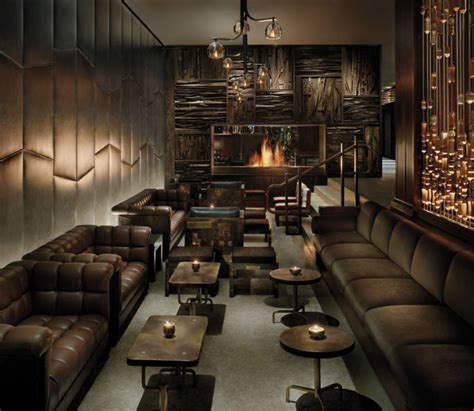 Central Fireplace by Interior Design Tips By Philippe Starck