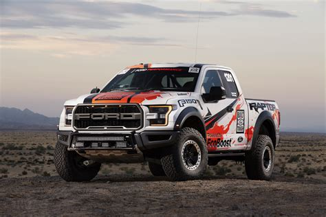 2017 Ford F-150 Raptor To Race In The Baja Stock Full