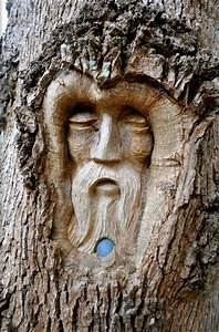 The art of tree sculptures that creative feeling for Tree spirit carvings by keith jennings