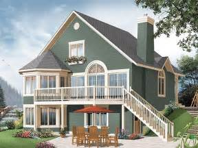 Inspiring House Plans For Sloping Lots In The Rear Photo by House Plans For Sloping Lots Smalltowndjs