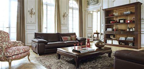 roche et bobois canap canapé 3 places ascot collection nouveaux classiques