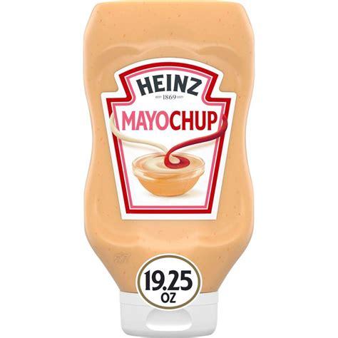 Heinz Mayochup Mayonnaise & Ketchup Sauce Mix, 19.25 oz ...