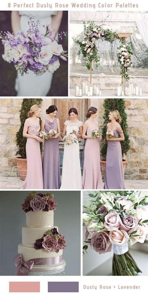Top 9 Elegant Summer Wedding Color Palettes for 2019