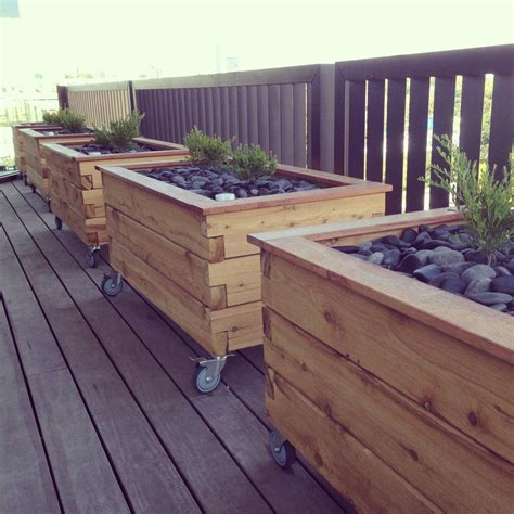 garden planter boxes design garden with raised planter box indoor outdoor decor