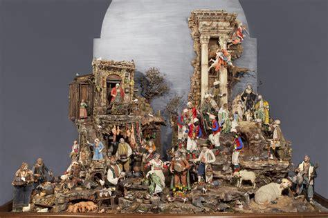 il presepe istituzionale xi mostra di natale 2012 associazione presepistica napoletana