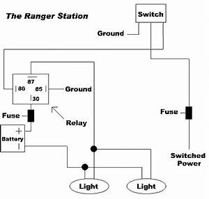 Using Relays To Wiring Off Road Lights And Accessories