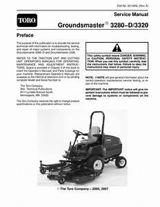 05138sl Pdf Groundsmaster 3280 3320  Rev A  Dec  2007 By