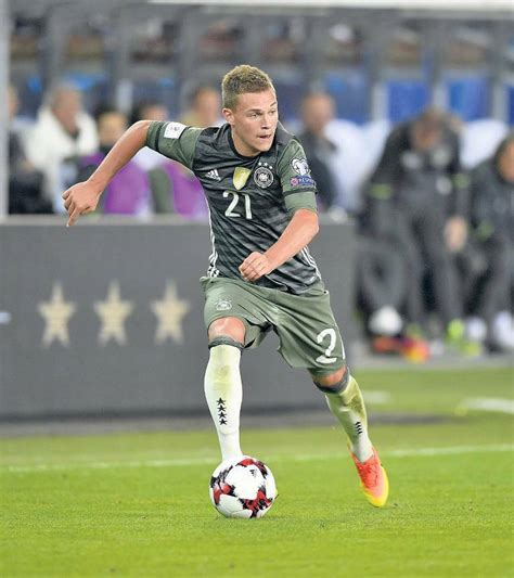 1 day ago · frankfurt, aug 23 — german international joshua kimmich has signed an extension to stay at bayern munich until 2025, the club announced today. Nationalmannschaft - WM-Qualifikation: Joshua Kimmich oder ...
