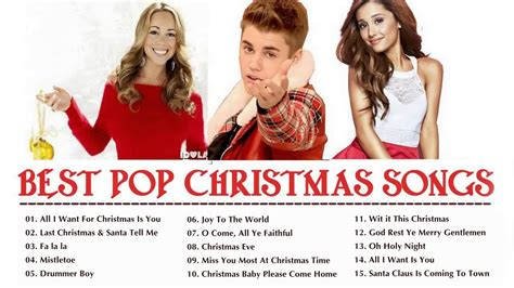 Best Pop Christmas Songs Ever 2018  The Most Popular Modern Christmas Songs 2018 Youtube