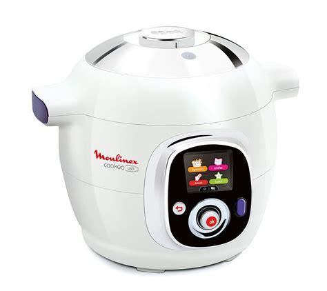 moulinex multicuiseur intelligent cookeo usb blanc