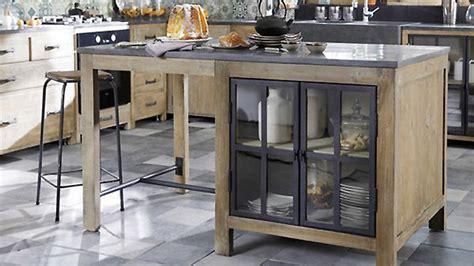 billot central de cuisine meuble ilot cuisine cuisine avec lot central meuble de
