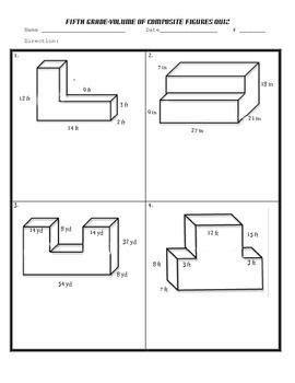 volume of composite shapes worksheet volume of composite